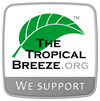 Support The Tropical Breeze and place this button on your website!
